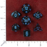 Dice : MINT50 CHESSEX TEARS ON A RIVER