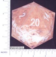Dice : PAPER D20 2 ICOVENUS 02