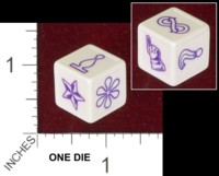 Dice : MINT40 UNKNOWN TRIBOND