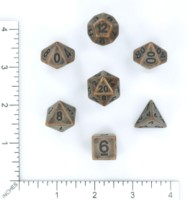 Dice : MINT56 HENGDA MANUFACTURING TWO TONE PORCELAIN 03