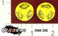 Dice : MINT22 COMIXININOS F F BLOOD BOWL 01