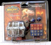 Dice : MINT13 UPPER DECK 01 WORLD OF WARCRAFT