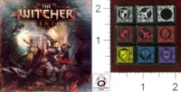 Dice : MINT41 FANTASY FLIGHT Q WORKSHOP THE WITCHER ADVENTURE GAME