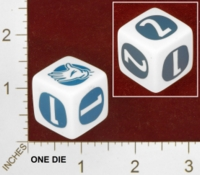 Dice : MINT27 UNKNOWN HAND 01