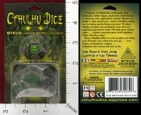 Dice : MINT22 STEVE JACKSON GAMES CTHULHU DICE 03