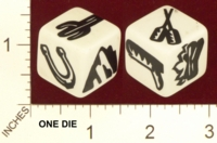 Dice : MINT21 CRISLOID COWBOY
