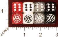 Dice : MINT32 JSPASSNTHRU VOLKSWAGEN VW 01