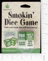 Dice : MINT13 ICUP SMOKIN DICE GAME 01
