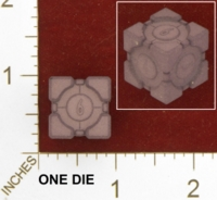 Dice : MINT26 SHAPEWAYS TIMTRO PORTAL DIE 01
