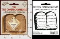 Dice : MINT26 KOPLOW THE TEN COMMANDMENTS 01