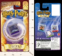 Dice : MINT21 MATTEL HARRY POTTER DICERS FLYING CAR