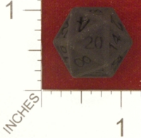 Dice : MINT25 SHAPEWAYS MCTRIVIA D20 CUT OUT 01
