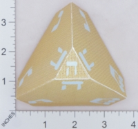 Dice : PAPER D04 MY DESIGN DREIDEL 01