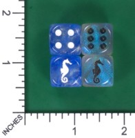 Dice : MINT55 JSPASSNTHRU SEA HORSE
