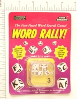 Dice : MINT4 D6 WORD RALLY