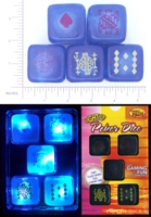 Dice : FOAM PALADONE LIGHT UP 01