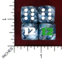 Dice : MINT46 JSPASSNTHRU THE 12