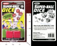 Dice : MINT34 WHAM O SUPER BALL DICE 01