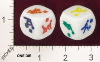 Dice : MINT18 UNKNOWN ADULT DIE ON DIE 01