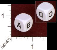 Dice : MINT34 UNKNOWN A B C D 01