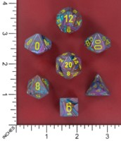 Dice : MINT52 CHESSEX 2016 COLORS FESTIVE MOSAIC