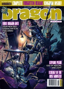 Dice : diceinfo magazine dragon 01