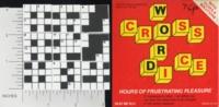 Dice : MINT16 UNKNOWN CROSS WORD DICE 01