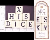 Dice : MINT8 COLLECTIVE WISDOM ABC DICE