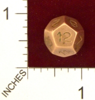 Dice : MINT22 ARMORY COPPER D12 01