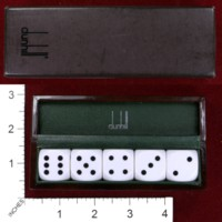 Dice : MINT43 DUNHILL