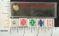 Dice : MINT1 UNKNOWN POKER 06