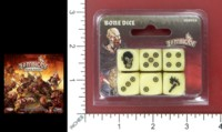 Dice : MINT51 COOL MINI OR NOT ZOMBICIDE BLACK PLAGUE 02