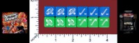Dice : MINT52 SOLARFLARE GAMES DUMPSTER BRAWL