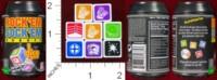 Dice : MINT38 MATTEL ROCKEM SOCKEM ROBOTS DICE GAME