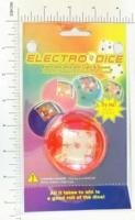 Dice : MINT5 19 LG ELECTRO DICE