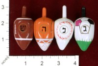 Dice : MINT43 UNKNOWN DREIDEL SPORTS