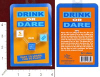 Dice : MINT44 KHEPER GAMES DRINK OR DARE