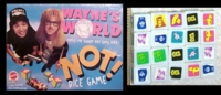 Dice : NON NUMBERED MATTEL WAYNES WORLD DICE GAME