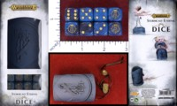 Dice : MINT46 GAMES WORKSHOP WARHAMMER AGE OF SIGMAR STORMCAST ETERNAL