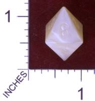 Dice : D8 OPAQUE SHARP IRIDESCENT DRAGON DICE LIKE 02