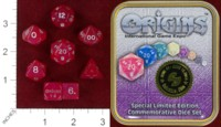 Dice : MINT40 CRYSTAL CASTE ORIGINS 2014