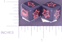 Dice : NON NUMBERED YUGIOH 01