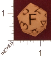 Dice : MINT28 SHAPEWAYS MCTRIVIA NIBLE DIE 01