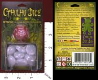 Dice : MINT31 STEVE JACKSON GAMES CTHULHU DICE 05