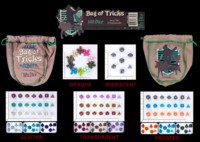 Dice : MINT60 BRYBELLY BAG OF TRICKS TRICKSTERS TROVE