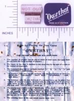 Dice : METAL STEEL D6 22 OWZTHAT 01