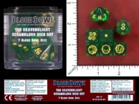 Dice : MINT53 GAMES WORKSHOP BLOOD BOWL 2016 SKAVENBLIGHT SCRAMBLERS