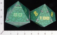 Dice : PAPER MULTI OVERSOUL GAMES MECHA SOVIET IMPERIUM HIT DICE 01