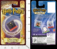 Dice : MINT23 MATTEL HARRY POTTER DICERS CRABBE