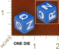 Dice : MINT27 ERIC HARSHBARGER MATH SETS DIE 01